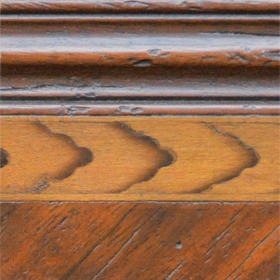 POBLANA MARQUETRY WOOD