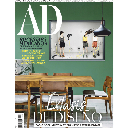 AD México - October 2019