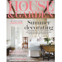 House And Garden July 2018