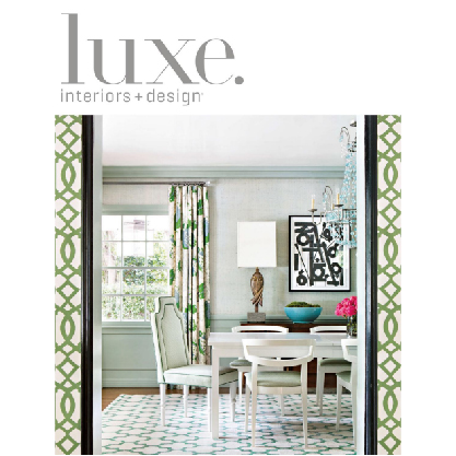 Luxe. Interiors + Design July- August-2018