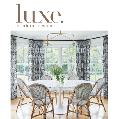 Luxe. Interiors + Design. March - April 2020