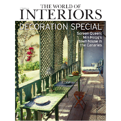 The World of Interiors - October 2019