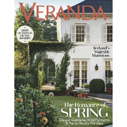 Veranda. March - April 2020