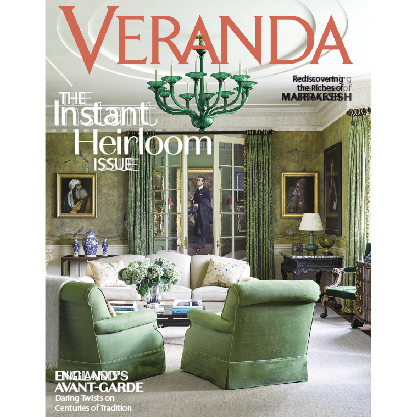Veranda September - October 2019