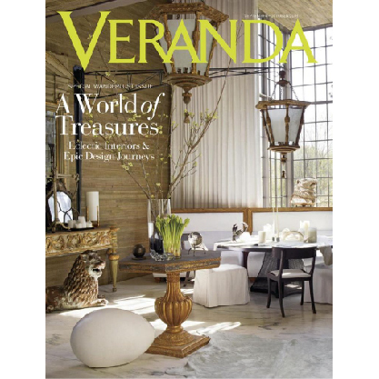 Veranda September - October 2018