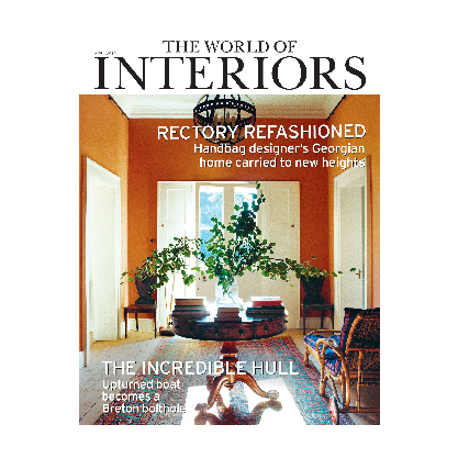 The World of Interiors - April 2019