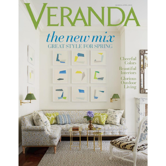 Veranda March-April 2018