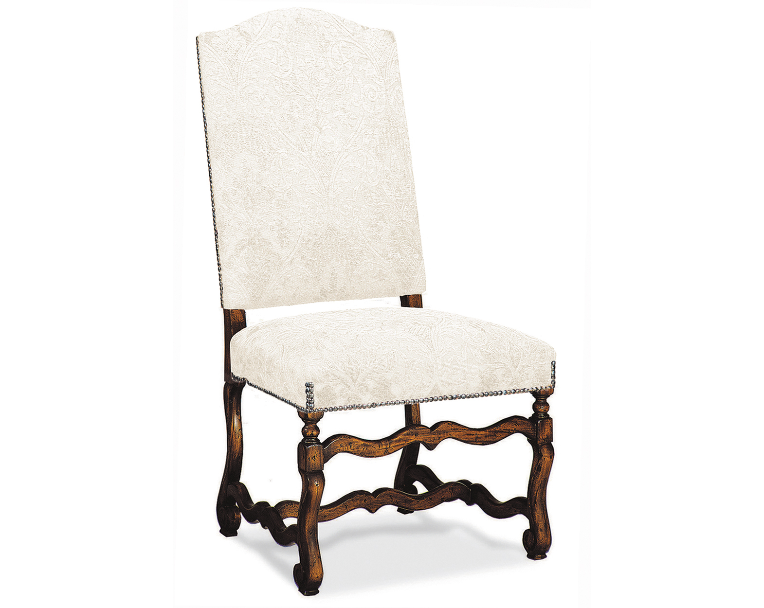 LOUIS XIII GALLATIN SIDE CHAIR