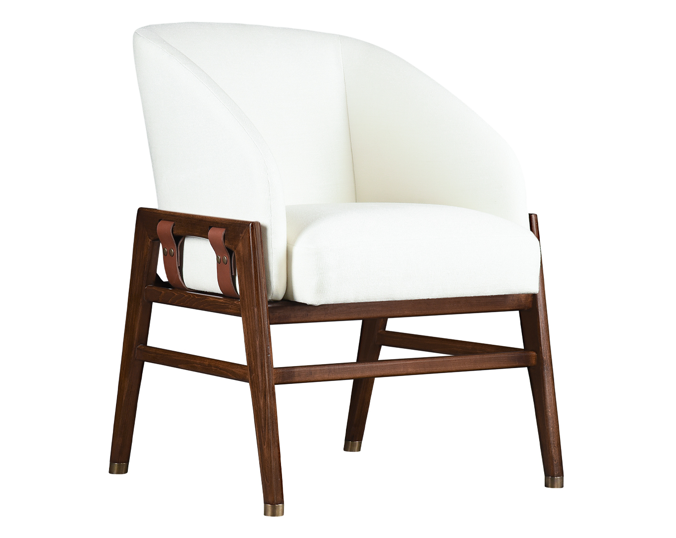 LUBEK ARM CHAIR