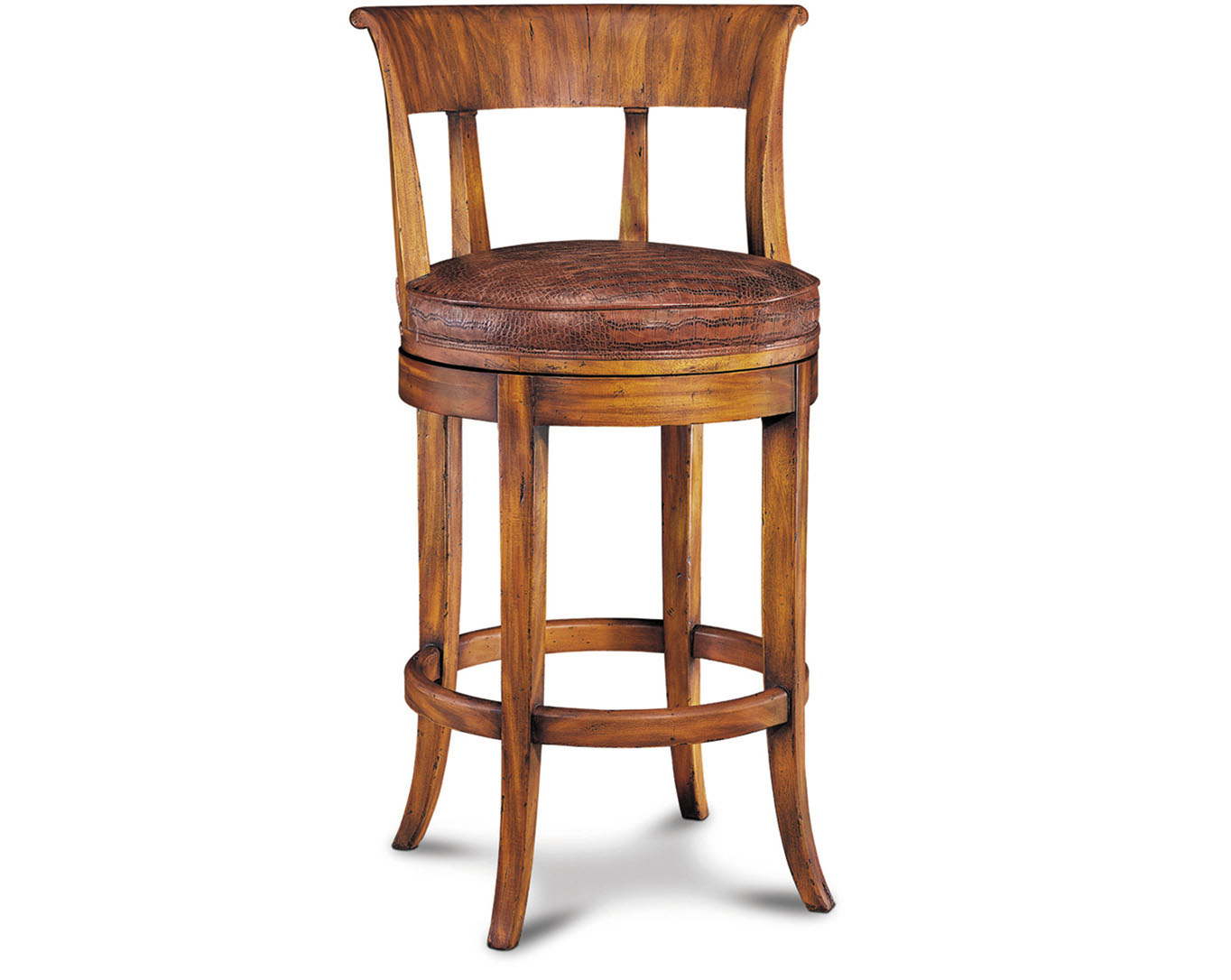 BIEDERMEIER BAR STOOL