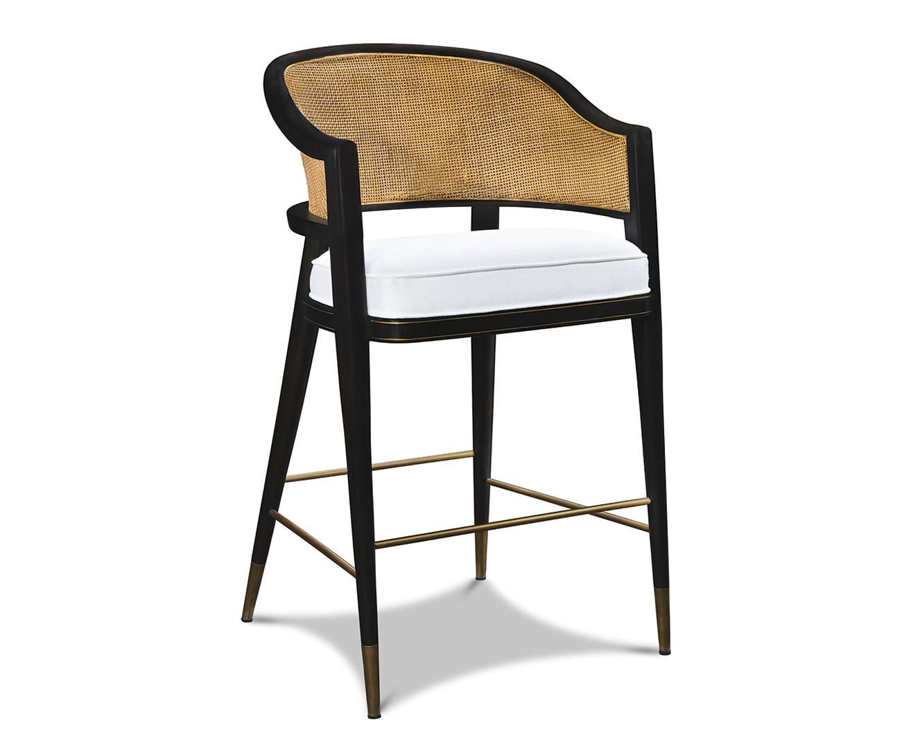 GRASSE II BAR STOOL COUNTER HEIGHT