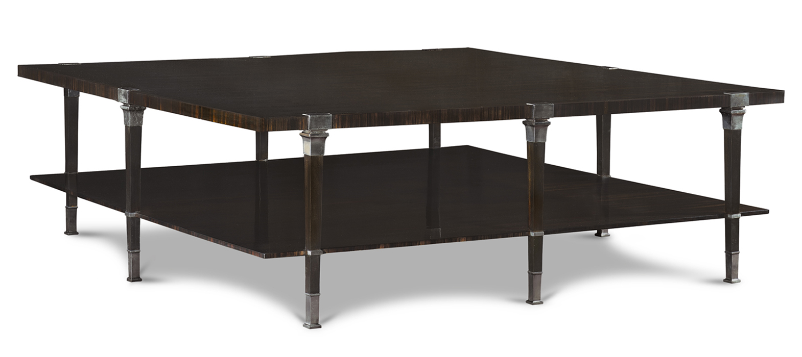 Louviers cocktail table 150 x 150 alfonso marina for Table carree 150 x 150