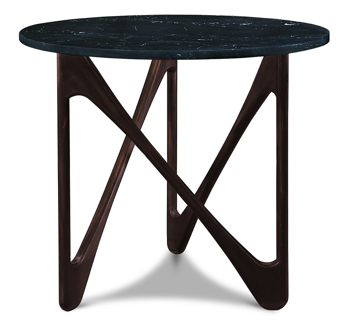 ASSEN LAMP TABLE MARBLE TOP