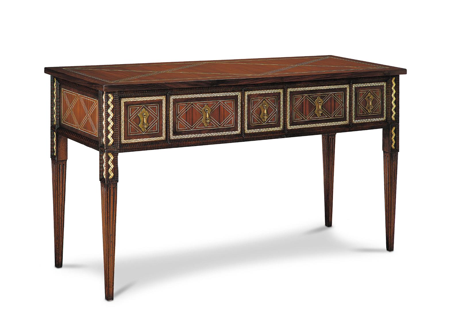 Rhombus Sofa Table Alfonso Marina
