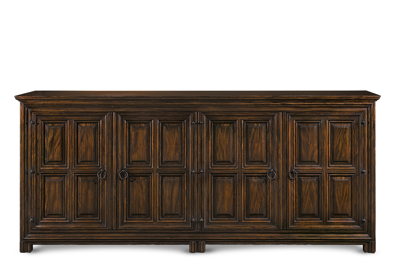 MORELIA SACRISTY CHEST WITH 4 DOORS