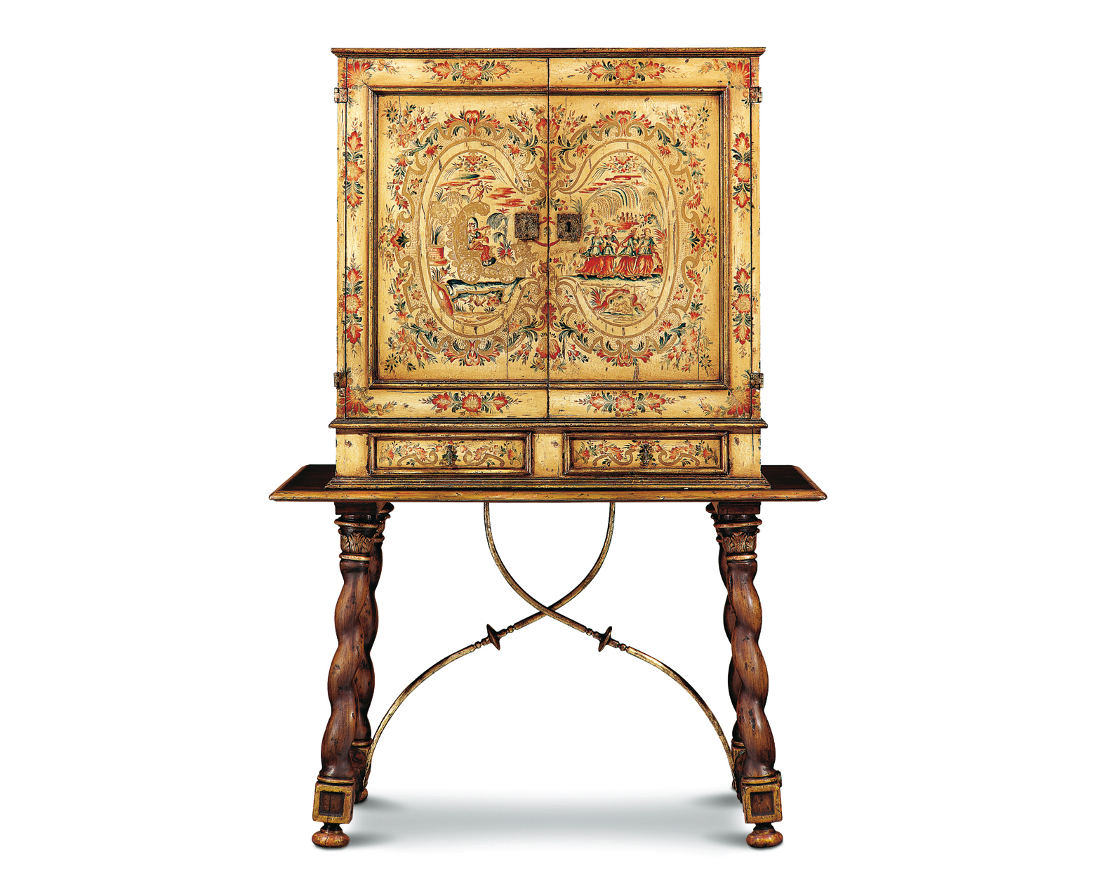 SEVILLA CABINET ON STAND