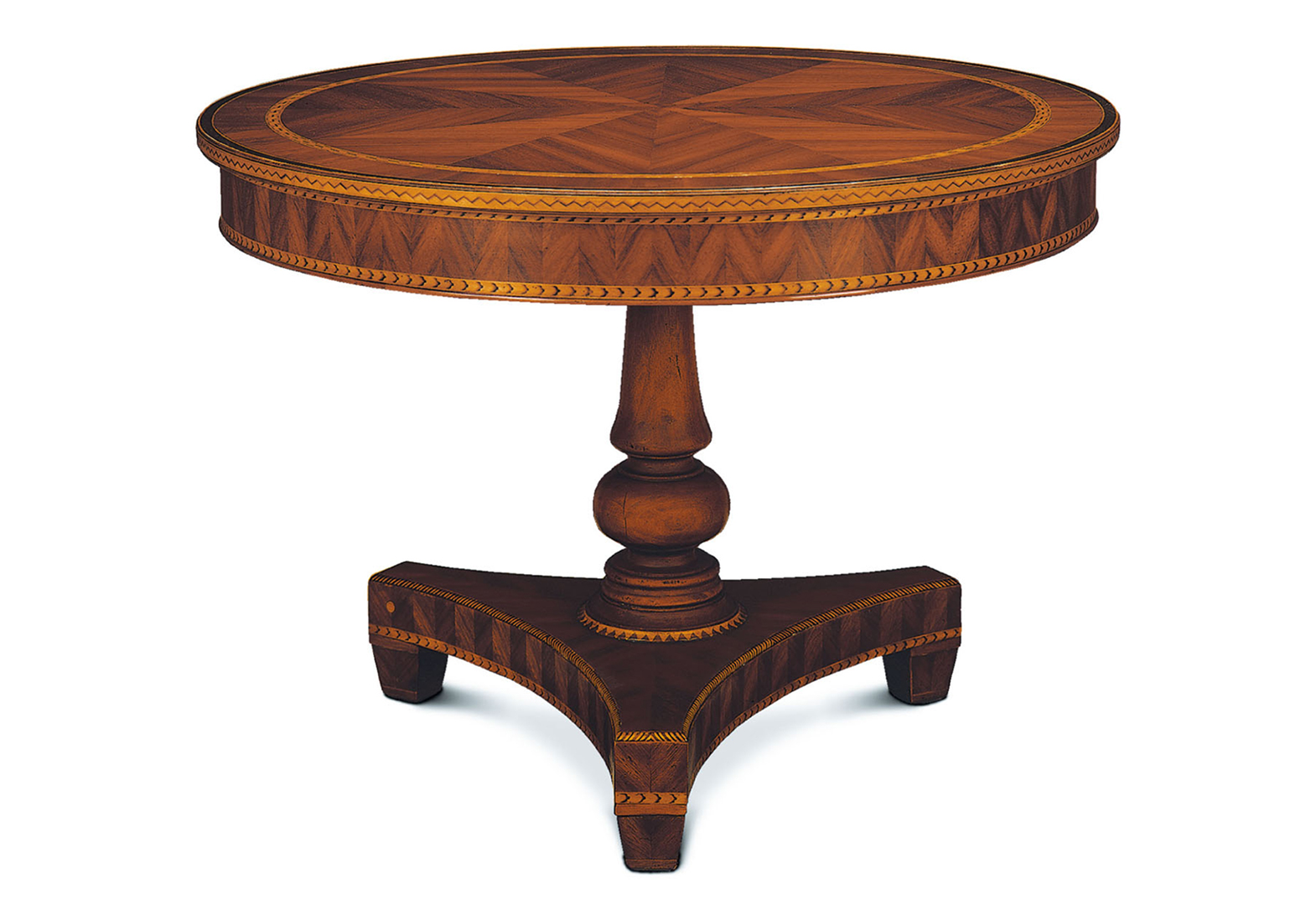 POBLANA MARQUETRY TABLE