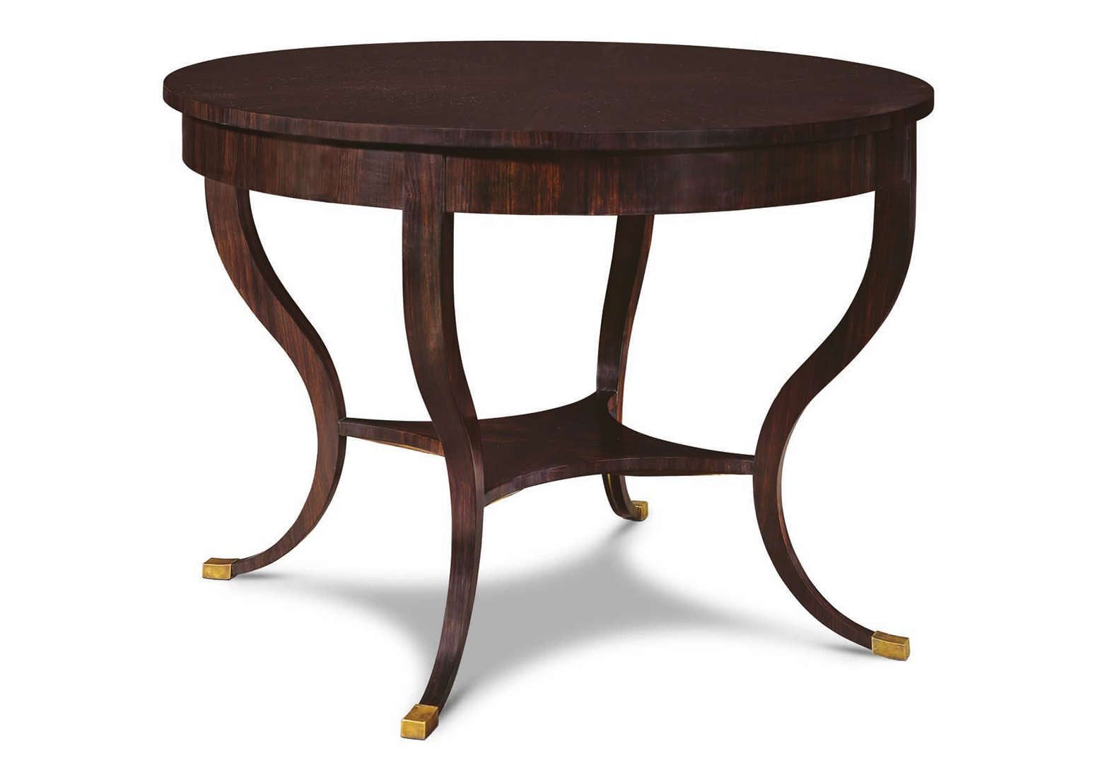 LEOBEN EBONY CENTER TABLE