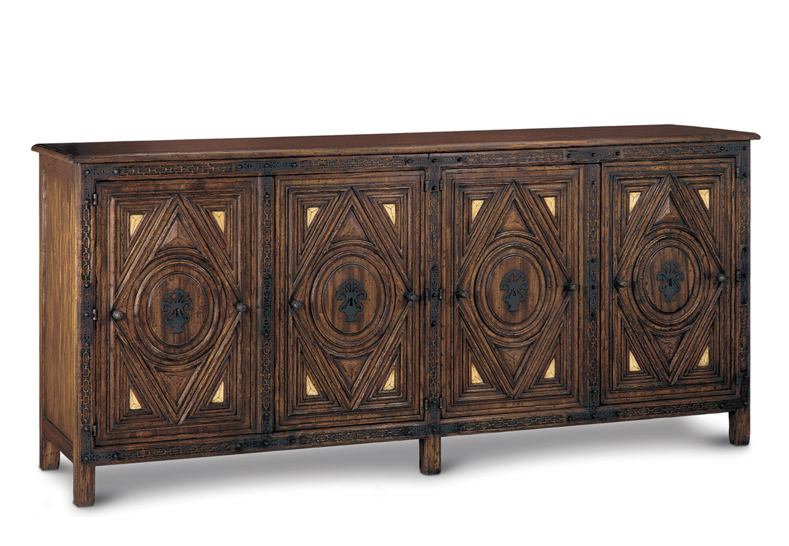 ARANJUEZ BUFFET WITH 4 DOORS