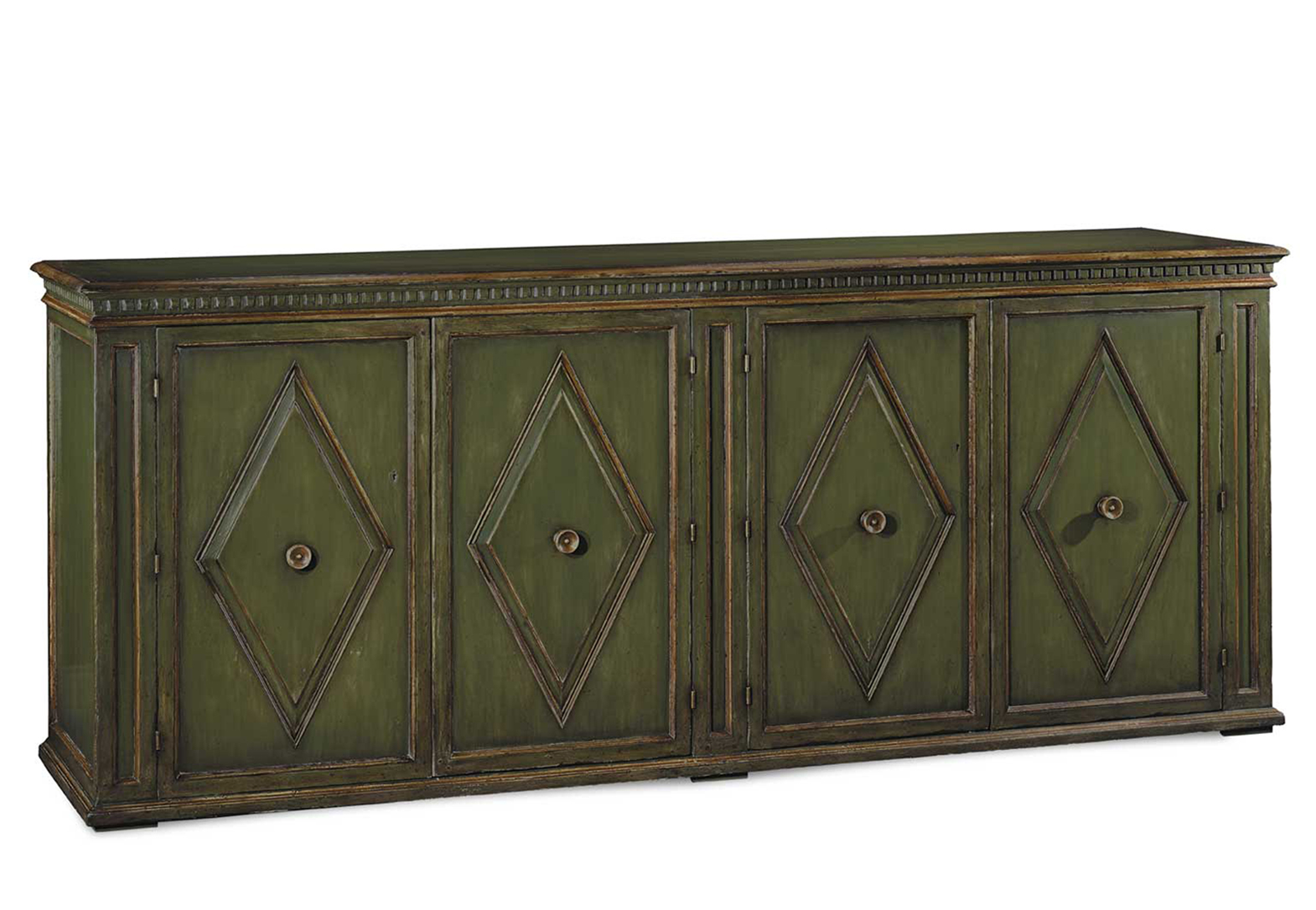 TUSCAN II BUFFET WITH 4 DOORS
