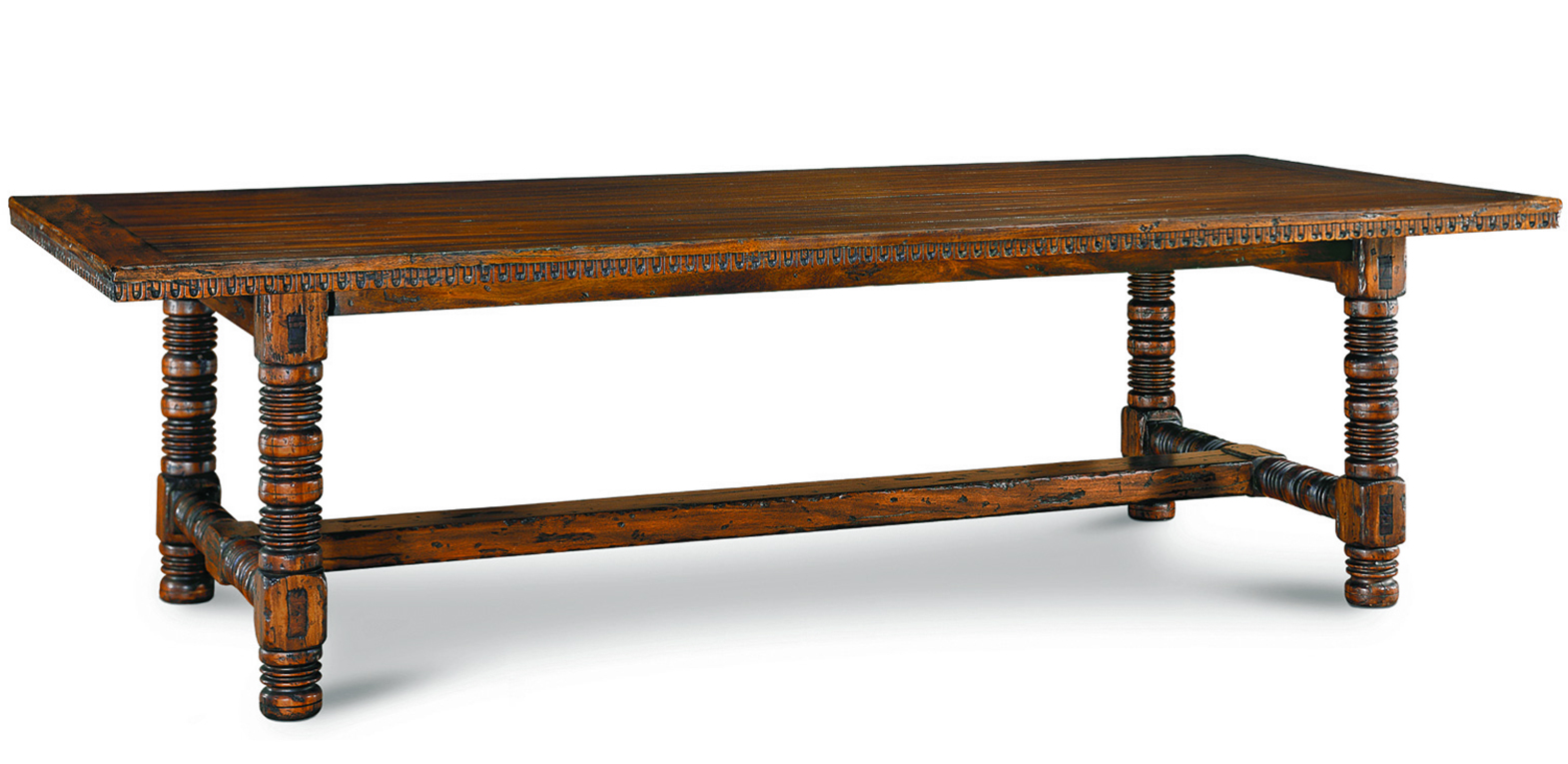 XVII TH CENTURY DINING TABLE